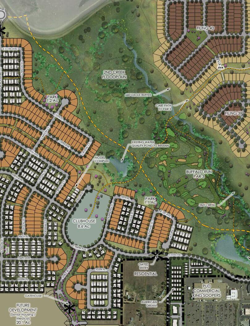 Active Adult Village at Reunion